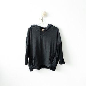 Zara Bat Sleeves Hoodie